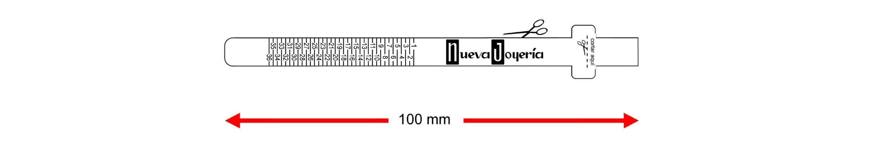 Medidor de diámetros